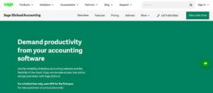 Sage50 Accounting