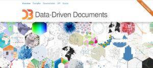 D3js data visualization