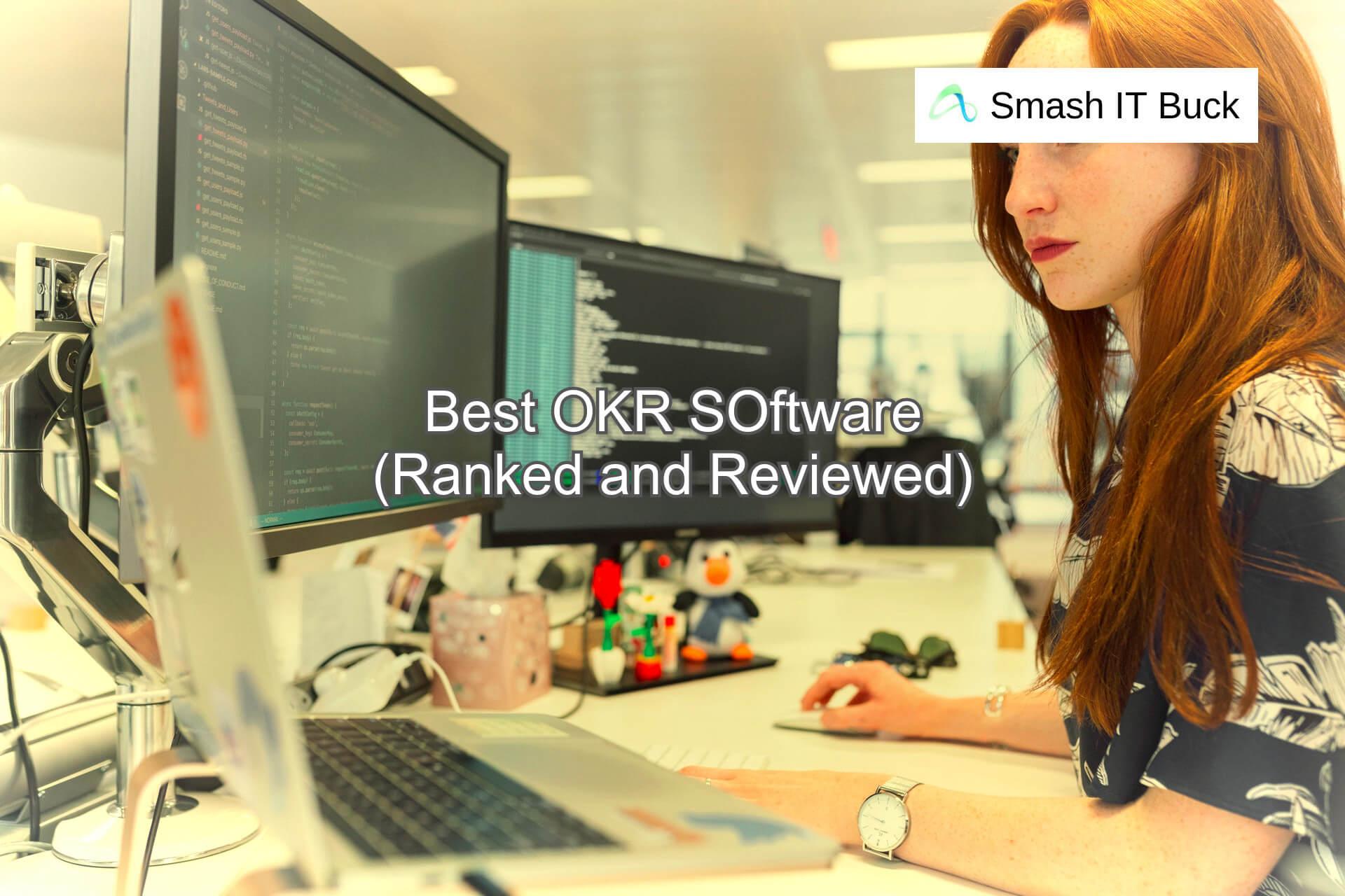 Best OKR Software of 2021 Reviewed