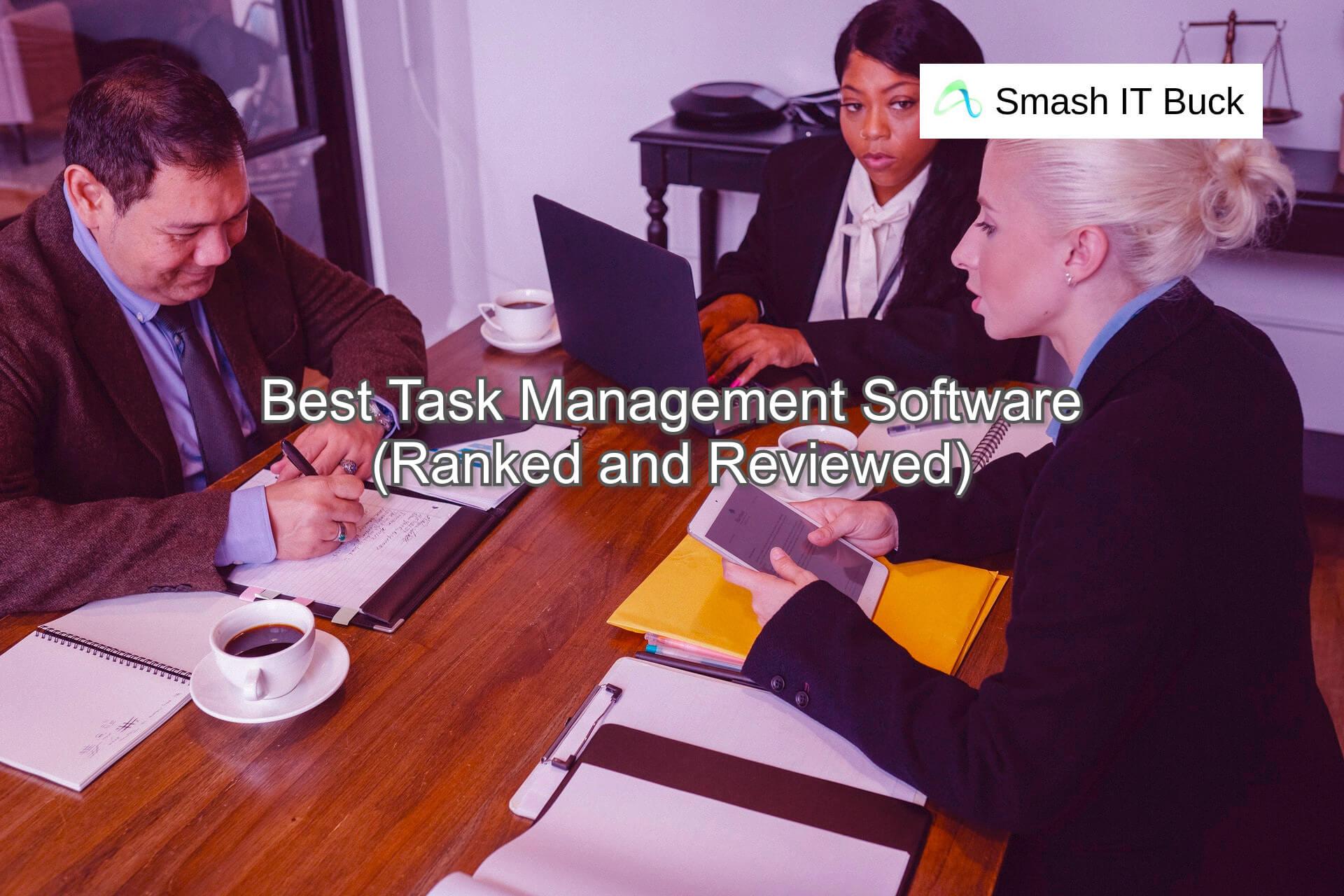 Best Task Management Software of 2021
