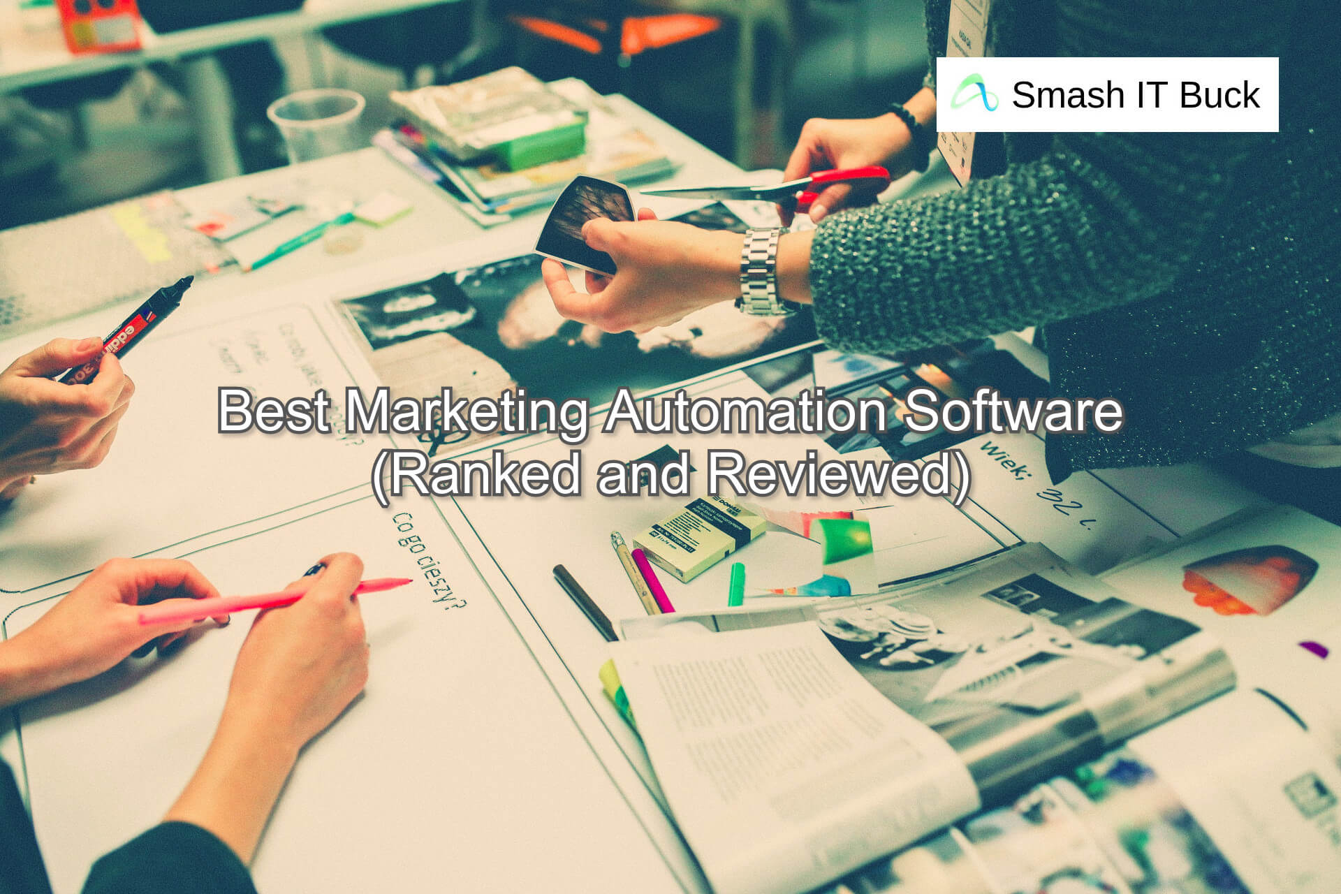 Best Marketing Automation Software Tools (2021)