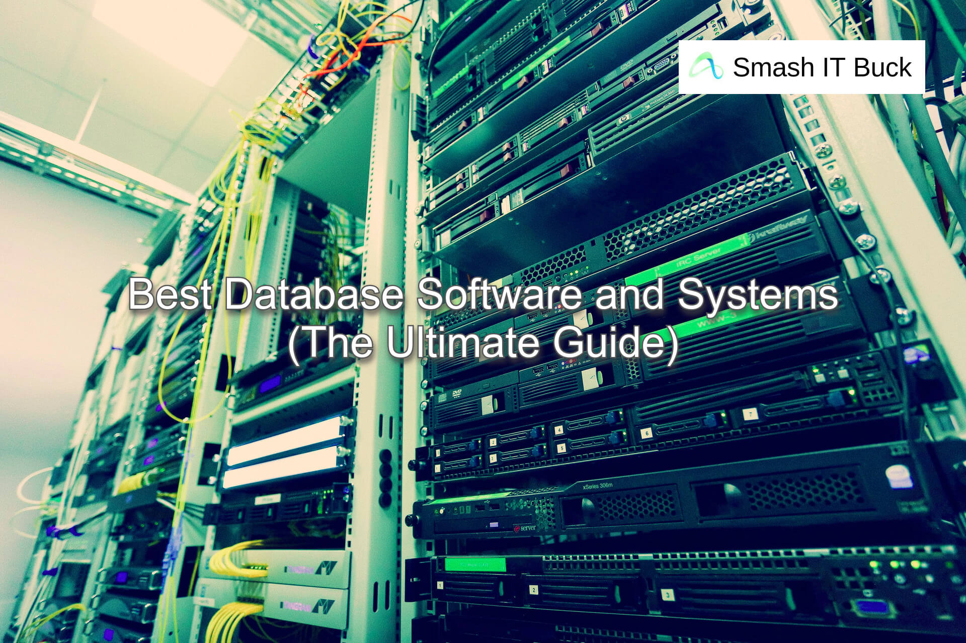 Best Database Software and Systems of 2021