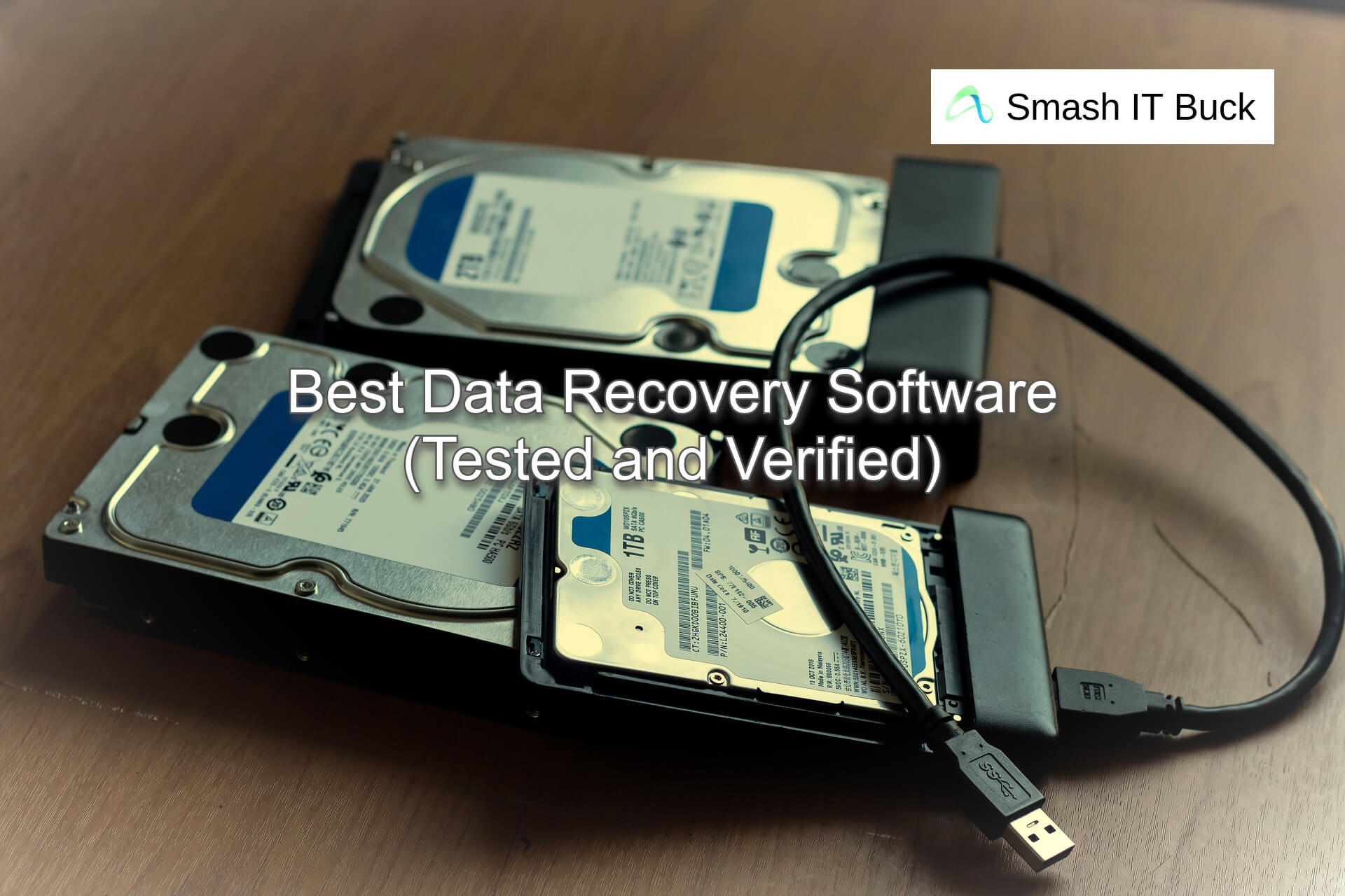 Best Data Recovery Software in 2021 (Verified)