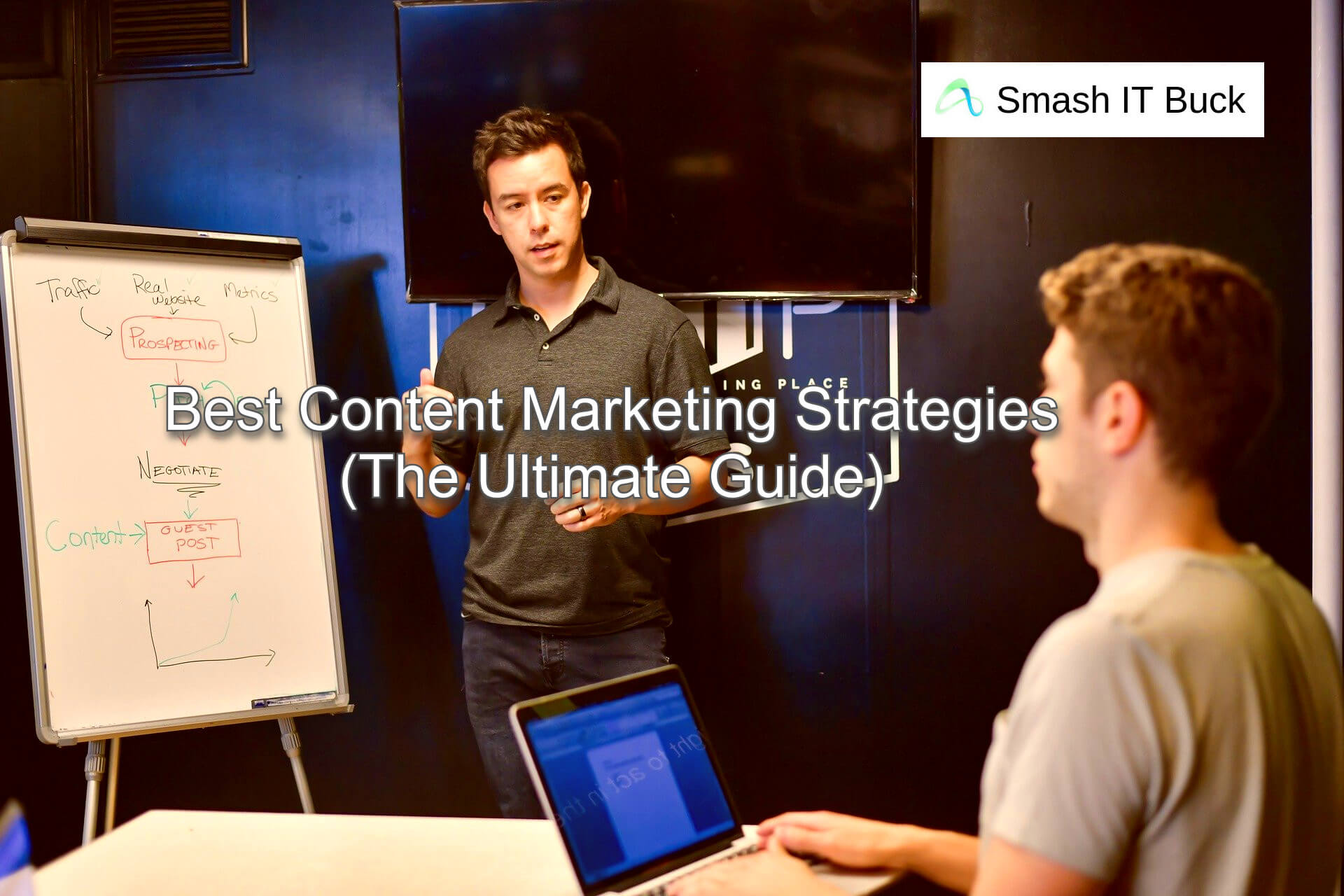Best Content Marketing Strategies to use in 2021