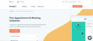 HubSpot Meeting