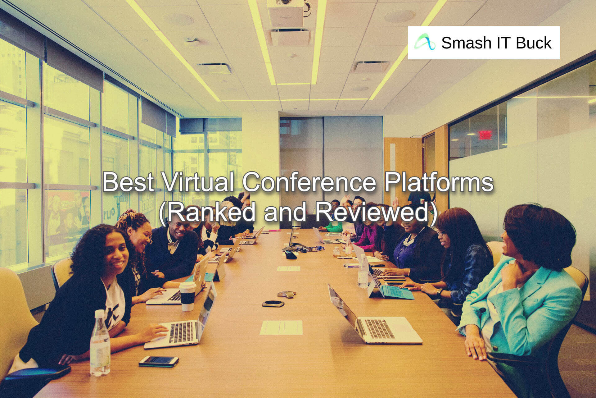 Best Virtual Conference Platforms to use in 2021
